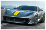 Ferrari reveals new limited edition 812 Competizione
