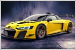 Exclusive colour edition for the Audi R8 LMS GT2