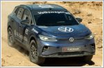 Volkswagen's ID.4 is first production-based EV to complete NORRA Mexican 1000 race