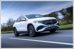 Mercedes-Benz adds two new versions to the EQA lineup