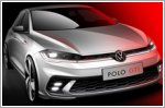 Design sketch reveals first impressions of the new Polo GTI