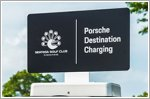 Sentosa Golf Club goes electric with Porsche Destination Charging
