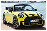 New MINI convertible announced for 2025