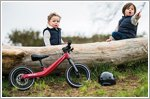 The Bentley Balance Bike for children - inspiring extraordinary adventures