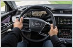 Revolutionising the wheel: Audi's latest generation of steering wheels