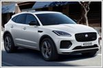 Jaguar enhances the E-Pace with R-Dynamic Black Edition and added technology