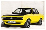 Opel Manta GSe ElektroMOD celebrates original model's 50th anniversary
