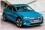 Audi e-tron 55 added to Audi on Demand car sharing service