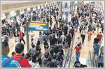 Signalling fault on Circle Line causes an hour's delay for commuters