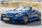 Brand new bodyshell for upcoming Mercedes-AMG SL