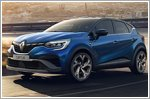 Renault Captur range expanded with new variants