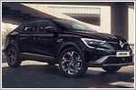 Renault releases details of all new Arkana Hybrid SUV