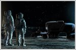 A space odyssey: Lockheed Martin, General Motors and NASA team up to design new lunar rover
