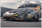 Racing in style: The new Lamborghini Huracan Super Trofeo EVO2