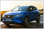 Nissan launches lightweight aluminium technology in Europe on all new Qashqai