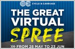 Hurry down to C&C's Great Virtual Spree today!
