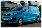 Simply electrifying: Peugeot begins production of new e-Expert Hydrogen