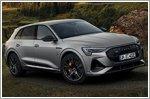 Audi e-tron lineup receives S line black edition
