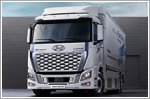 Hyundai Motor improves design and performance of the XCIENT Fuel Cell truck