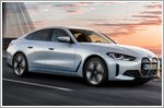 BMW unveils details of the upcoming all electric i4