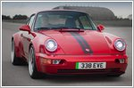 The rebirth of a legend - Restomod specialists Everrati unveils all-electric Porsche 964 'Signature' model