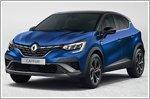 Renault introduces all new Captur E-tech hybrid