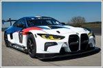 BMW M Motorsport presents the BMW M4 GT3 at the Nurburgring