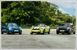 Mini but Mighty: The new MINI range is now available in Singapore