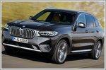 Dynamic Duo: BMW unveils the new BMW X3 and BMW X4