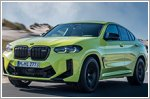 BMW announces new BMW X3 M Competition and BMW X4 M Competition