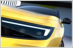 Opel releases teaser pictures of upcoming all new Astra