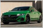 Green Fury: Volkswagen premieres green Arteon 'Big Sur' concept