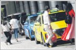 More money blown on taxi and PHV drivers, even as economy reopens