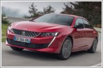The Peugeot 508 arrives in Singapore