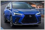 Lexus unveils the all new second generation NX, featuring a new plug-in hybrid option