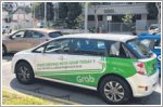 You and three other buddies will soon be able to take the same PHV or taxi