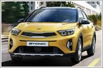 Kia launches new Stonic M-Hybrid in Singapore