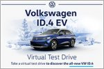 Take the Volkswagen ID.4 for a virtual test drive on Pinterest