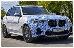 BMW begins road tests of upcoming BMW i Hydrogen NEXT