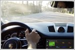 Porsche's 'Soundtrack My Life' technology creates a dynamic driving experience