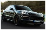 The new King of the Ring: Porsche Cayenne sets SUV lap record around Nurburgring
