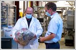A new lease of life: Audi pioneers groundbreaking plastic recycling technology
