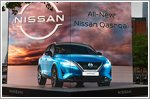 Nissan incorporates 3D visual technology for U.K. launch of all new Qashqai