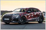 Audi releases technical details of the upcoming Audi RS3
