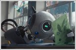 Watch Skoda bring the story of the Enyaq's creation to life with two adorable robots