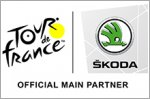 Ready, set, go: Skoda will be the official main partner of the 2021 Tour de France