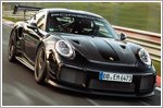 The Porsche 911 GT2 RS is officially the fastest production car around the Nurburgring