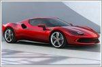 Ferrari presents its all new V6 sports car, the 296 GTB