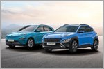 Komoco Motors debuts the Hyundai Kona Hybrid and Kona Electric in Singapore