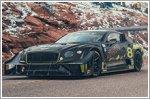 Bentley brings sustainable power to Pikes Peak